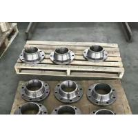 Best FORGED ASME B16.5 ALLOY 20 UNS N08020 TH FLANGE FOR OIL&GAS INDUSTRY wholesale