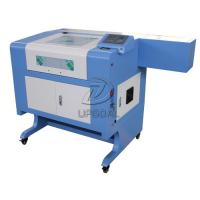 Cheap Small 60W Acrylic Leather MDF Co2 Laser Cutting Machine 500*400mm for sale