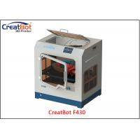 Best Multi - Language ULTEM 3D Printer Dual Extruders CE / FCC Certification wholesale