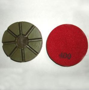China 10MM Thickness Diamond Floor Polishing Pad on sale
