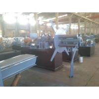 Galvanized Steel Pipe Making Machine High Speed Run Out Table