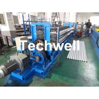 Best Coil Thickness 0.18-0.4mm, High Strength Steel Sheet Horizontal Corrugated Sheet Roll Forming Machine wholesale