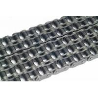 Best Three rows of large size steel industrial chain 240-3 non-standard chain wholesale