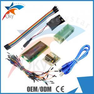 Arduino Diy Starter Kit Uno R3 Lcd Screen 1602 With Breadboard