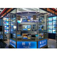 Best Single Sided Advertising Crystal Led Light Box Display Magnetic With Acrylic Frame wholesale