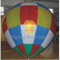 Best Eco-friendly Colorful Inflatable Advertising Balloons with Full digital printing for Party wholesale