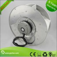 Best FFU EC AC Centrifugal Blower Fan Back Curved For Houses / Buildings Ventilation wholesale