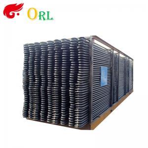 Best 100 Ton Power Station Boiler Super Heater Convection Heat Insulation wholesale