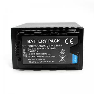 Best 10400mAh 7.2V 74.9Wh Custom Lithium Battery Packs wholesale