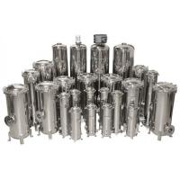 Buy cheap PP melt-blown cartridge precision filter housing for fine particle removing from wholesalers