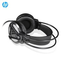 China HP Comfortable Gaming Headset H100 Rubber Cable With Special Three Eye Design on sale