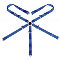 """Best 3"""" 5 Point Racing Safety Belts With Polyester Webbing + Steel Buckle wholesale"""