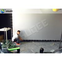 Best Electronic Motion 5D Cinema System Individual Chair for 12 Seats with Counting System wholesale