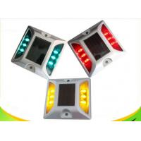 Best IP68 Full Color Solar LED Road Stud With Rechargeable Ni - MH Battery wholesale