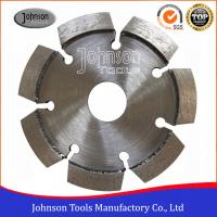 Best 105mm laser welded Tuck Point Diamond Blades / Crack Chaser Blade wholesale