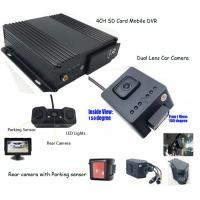 Best GPS Car Taxi Mobile 3G 1080P mobile dvr camera systems with OSD Interface wholesale