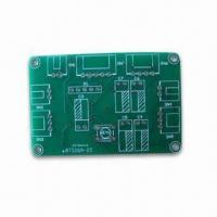 Best Double-sided Flexible PCBs with Electricity Gold-plated Fingers wholesale