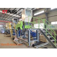 Best New design Waste PP PE Film PP Jumbo Woven Bag Recycling Machinery wholesale