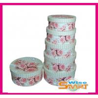 Best Coated / White / Grey / Gold Card Paper Gift Packaging Boxes for Cake, Food PB2012316 wholesale