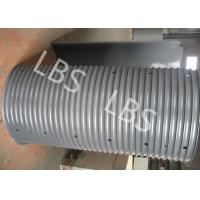 Best Lifting Machinery Lebus Grooved Drum LeBus Grooving System 40GrMo 42GrMo wholesale