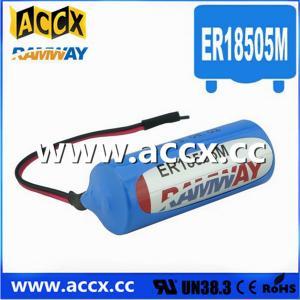 Best 3.6V ER18505M Lithium Thionyl Chloride Battery (er14250mer14335m er14505m er26500m er3461m wholesale