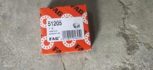 Best Ball type  P0 High Speed Roller 51205 Thrust Bearing With Flat Seats wholesale