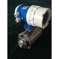Quality Clamp type Electromagnetic Flow Meter for full Sanitary steel wholesale