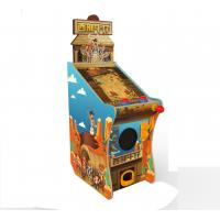 Best West Cowboy Coin Operated Pinball Game Machine 19 Inch Screen Size wholesale