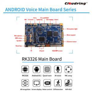 China RK3326 AI Main Board for HiFi Speaker/Robotic 6MIC ARRAY on sale