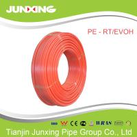 Cheap 32mm pe-rt/evoh floor heating pipine from Junxing with red color for sale