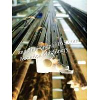 Best PVC artificial marble profiles doorframe/skirting line making machinery/production line wholesale
