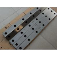 Best 6CrW2Si Metal Shear Blades Sheet Metal Cutting Tools High Performance wholesale