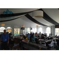 Best Colorful PVC Cover Outdoor Party Tents Selectable Size For Special Festivals wholesale