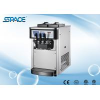 Best Small Size Table Top Soft Ice Cream Making Machine Low Noise Twin Twist Flavor wholesale