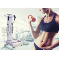 China Segmented Body Composition Analyzer / Fat Percentage Monitor For Clinic Human Healthy Test on sale