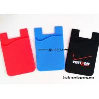 Best Smart Wallet Silicone Card Holder various color silicon card holder wholesale
