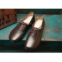 Best Handmade Leather Soft Cowhide Mother'S Shoes Casual Comfort Pregnant Women'S Shoes wholesale