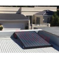 Buy cheap Home Use Flat Plate Solar Collector , Flat Panel Solar Water Heater CE / ISO from wholesalers