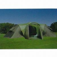 Best Camping Tent, Shell Made of 190T Polyester and 3,000mm PU wholesale