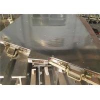 Silicone Flexible Heating Conveyor Belt Vulcanizer For Building Materials 1800 Mm Air Bag