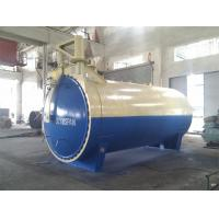 Best Elelctric heating high temperature autoclave with Guaranteed temperature homogeneity wholesale