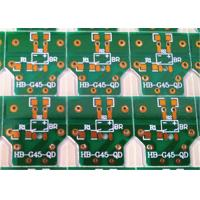 Best 2 Layers Printed Led Circuit Board , Aluminium PCB Board Assembly Lead Free Support SMT wholesale