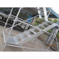 Quality Recycled Aluminium Mutifuction Kwikstage Scaffolding For Building Maintenance wholesale