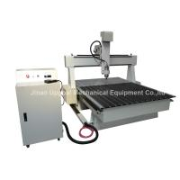 Best High Z -axis 4 Axis CNC Wood Engraving Cutting Machine with DSP Offline Control wholesale