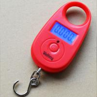 Best Colorful Digital Hanging Scale Tare Function With 1 * CR2032 Battery Power wholesale