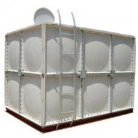 China 20 cubic meter grp water storage tank on sale