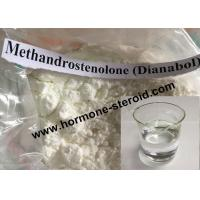 Best Legal White Liquid Oral Anabolic Steroids Metandienone Dianabol For Muscle Growth 72-63-9 wholesale