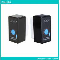 Buy cheap Fcarobd Mini ELM327 OBD2 Scanner with switch ELM327 Bluetooth V2.1 smart elm327 from wholesalers