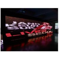 Best RGB Color HD SMD p6 Indoor Led Display Panel Software Download wholesale