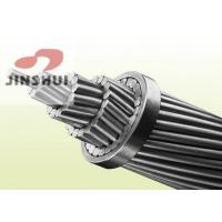 Best Heavy Duty Aaac Greeley Conductor , All Aluminium Alloy Conductor Aerial Electrical Wire wholesale